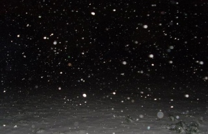 snow-night